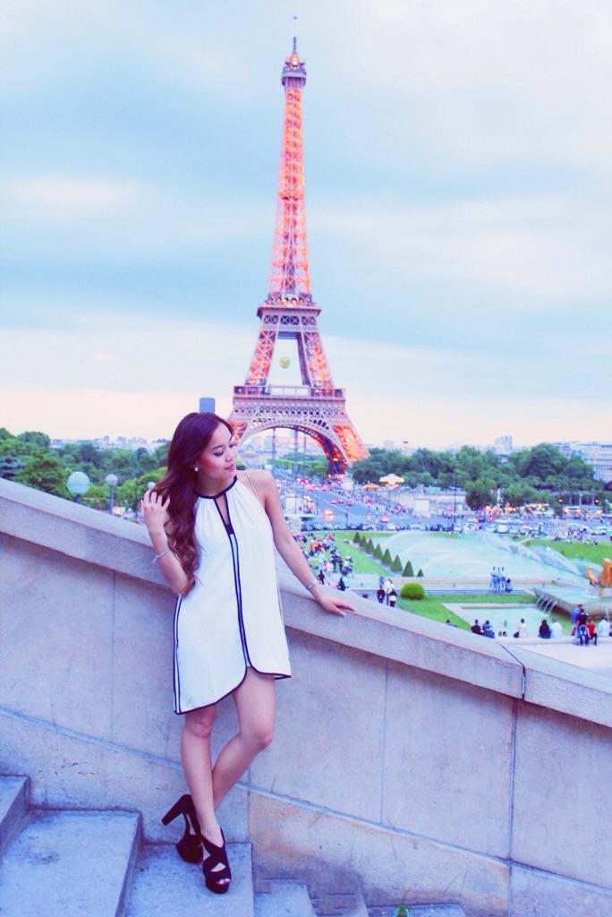 Bonjour, Paris! ❤
