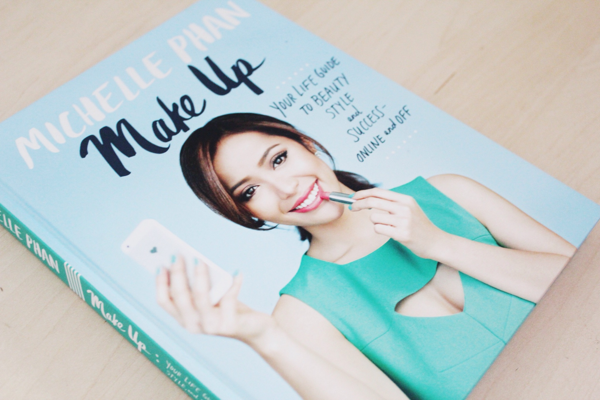 make up: your life guide to beauty, style and success